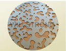 RAL Color Corrosion Resistance Aluminum Ceiling Panels Fluorine Carbon Spraying