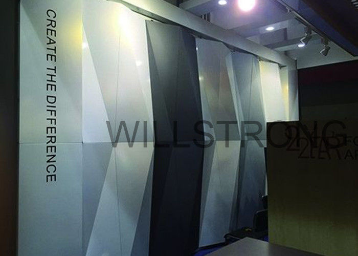 Unbreakable Core BS 476 Aluminium Composite Panel Cladding Specially Designed