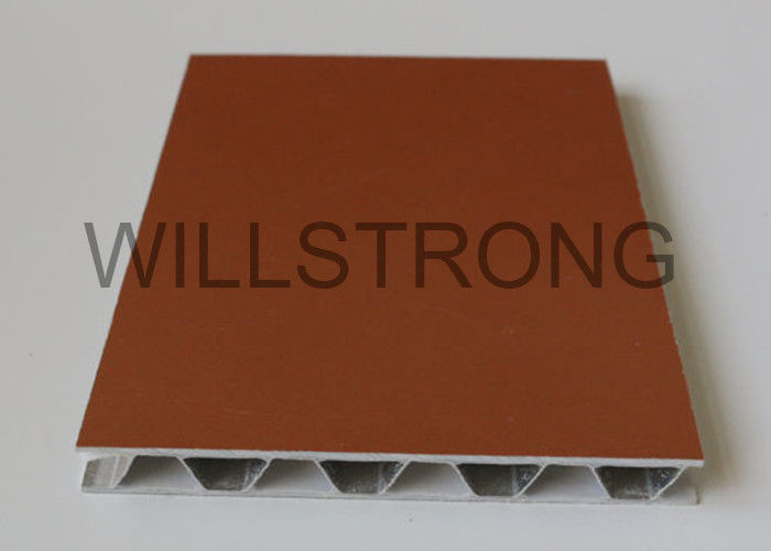 ACCP 004 Metal Roof Corrugated Composite Panels For Facade Architecture Ceiling Canopy