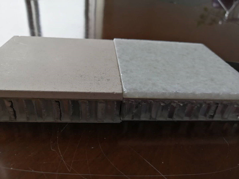 Some types stone aluminum honeycomb panel